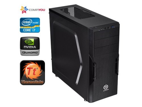Системный блок CompYou Office PC W170 (CY.360013.W170), вид 1
