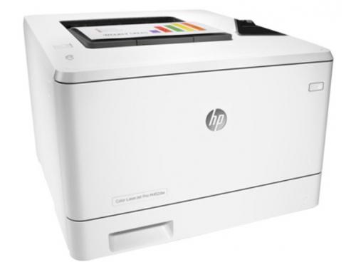 Принтер лазерный цветной HP Color LaserJet Pro M452nw, вид 1