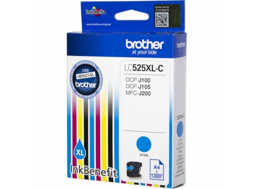 �������� Brother LC525XLC, �����, ��� 1