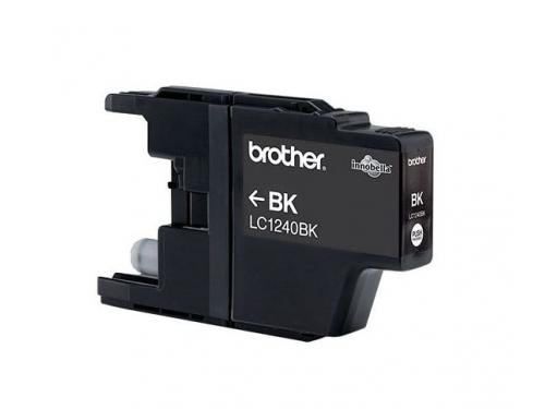 Картридж Brother LC1240BK Black, вид 1