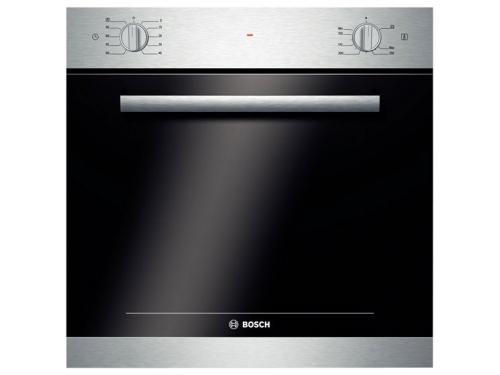 Духовой шкаф Bosch HGN10E050, серебристый, вид 1