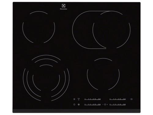 Варочная поверхность Electrolux EHF6547FOK черная, вид 1
