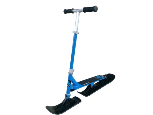 Снегокат Stiga Bike Snow Kick Free Синий 75-1121-36, вид 1