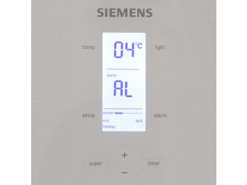 Холодильник Siemens NoFrost KG49NSW21R (широкий), вид 3