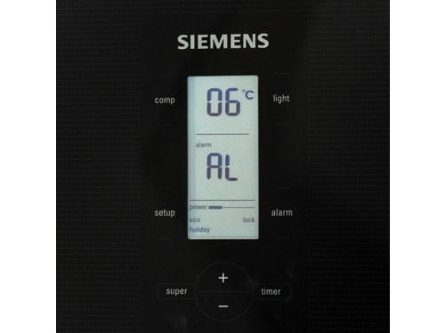 Холодильник Siemens NoFrost KG49NSB21R (широкий), вид 3