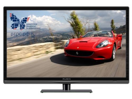 телевизор Rubin RB-19SE7T2C черный, вид 1