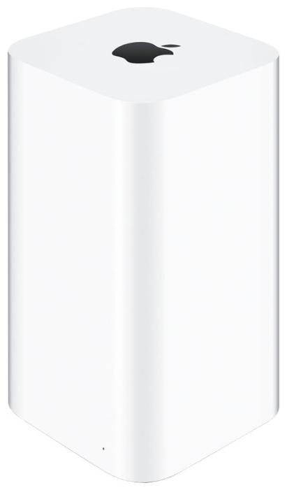 Роутер WiFi Маршрутизатор Time Capsule Apple AirPort Time Capsule 3TB (ME182RU/A)