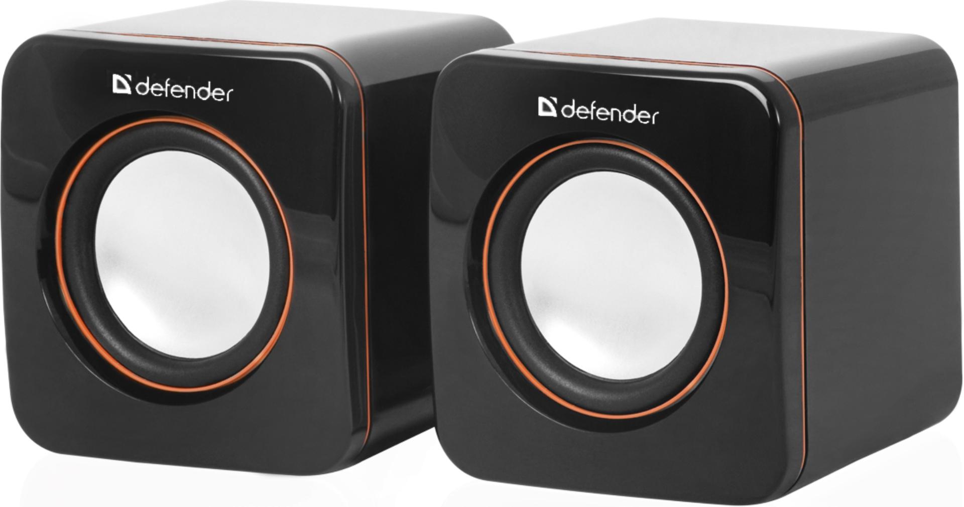 Компьютерная акустика Defender SPK-530, черная 65530