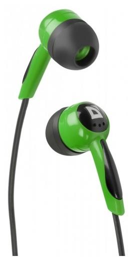 Defender BASIC 604 Чёрные/Зелёные