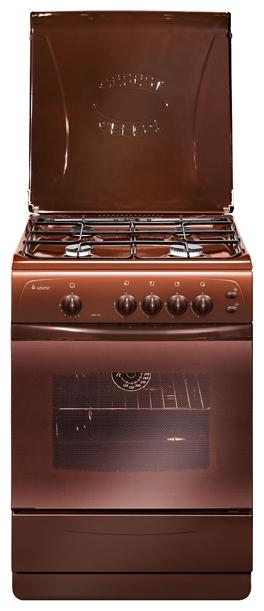 Плита GEFEST Гефест ПГ 1200-С6 К19 коричневая