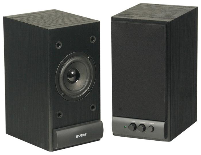 Компьютерная акустика Sven Sps - 609, чёрные SV-0120609BK