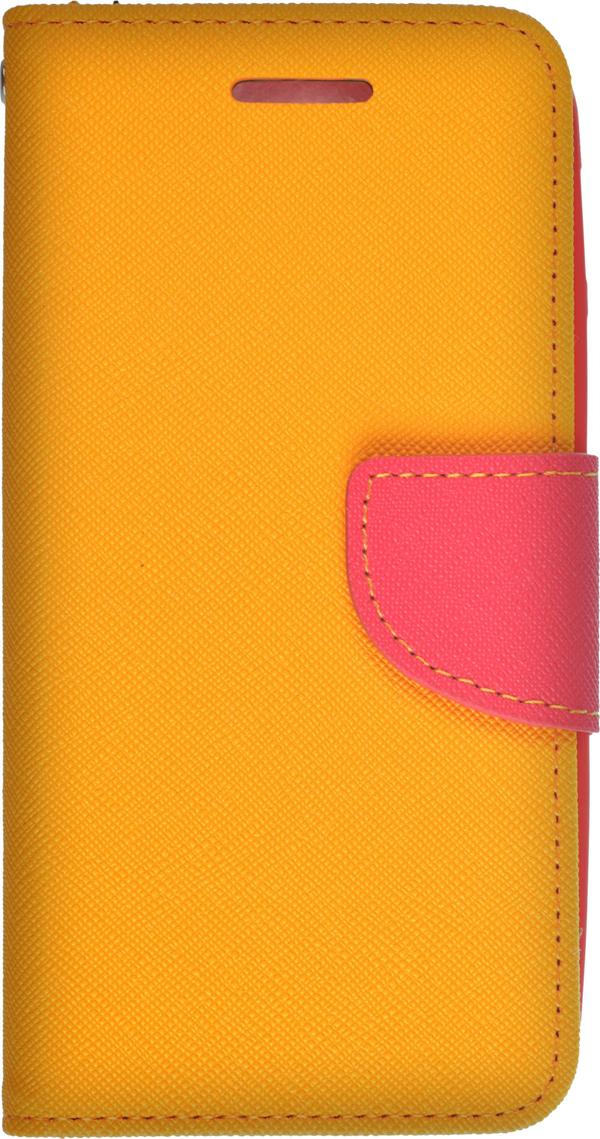 SkinBox MS для Asus Zenfone C (ZC451CG) Жёлтый
