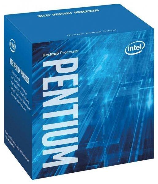 ��������� Intel Pentium G4400 Skylake (3300MHz, LGA1151, L3 3072Kb, Retail)