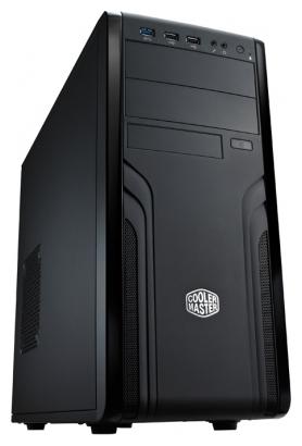 Корпус Cooler-Master Cooler Master CM Force 500 (FOR-500-KKN1) w/o PSU Black