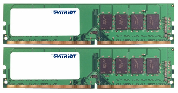 ������ ������ Patriot Memory PSD416G2133K (2x8 Gb, DDR4, 2133 MHz, CL15, DIMM)