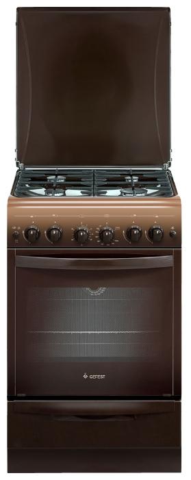 Плита GEFEST 5100-02 0001 коричневая