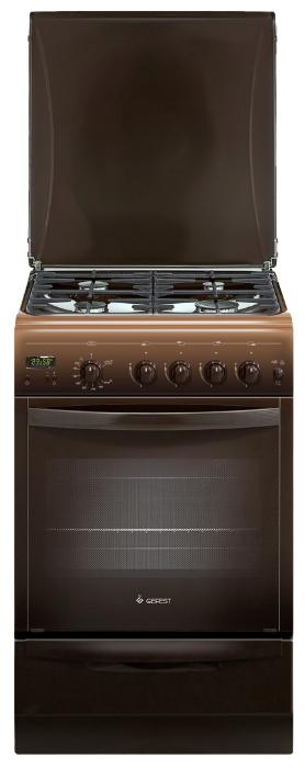 Плита GEFEST 5100-03 0001 коричневая