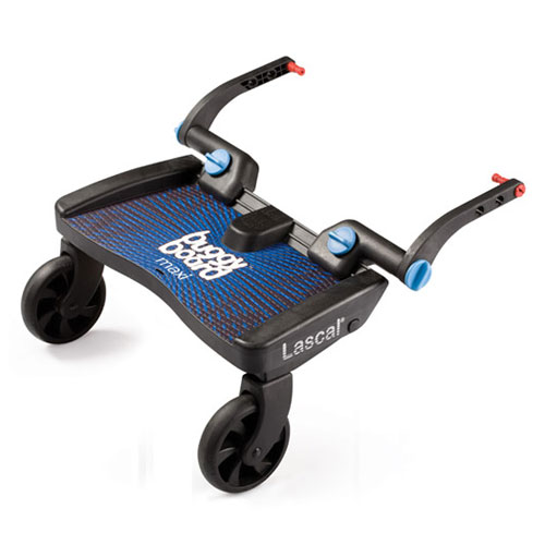 Аксессуар к коляске Подножка-приставка Lascal Buggy Board Maxi/Blue Label