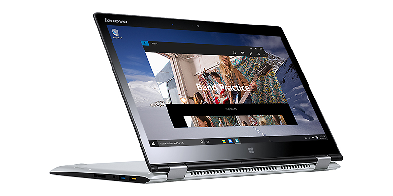 Lenovo IdeaPad Yoga 700-14ISK i5-6200U 8Gb SSD 256Gb nV 940M 2Gb 14 FHD TouchScreen(Mlt) BT Cam 4050 (80QD00A3RK)