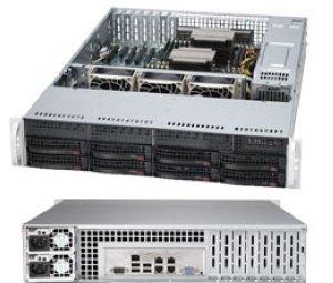 Серверная платформа Supermicro 2U SYS-6027R-TRF-740W