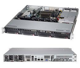 Сервер Supermicro 1U SYS-5018D-MTRF