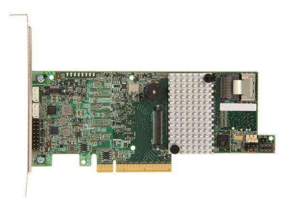 LSI-LOGIC MegaRAID SAS 9271-4I SGL (LSI00328, RAID-контроллер, на 4+ диска)