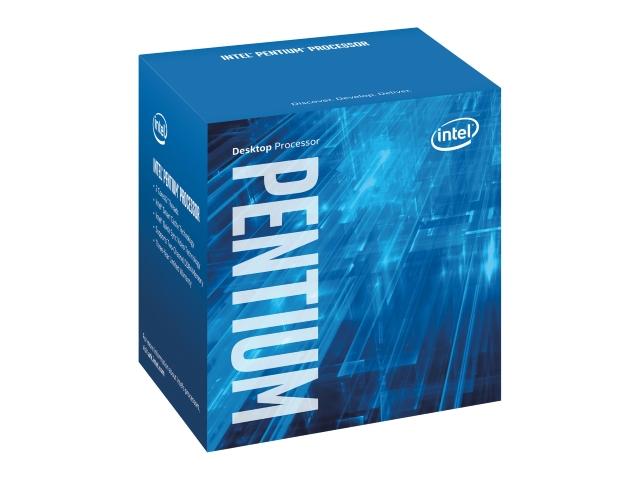 Процессор Intel Pentium G4500 Skylake (3500MHz, LGA1151, L3 3072Kb, Retail)