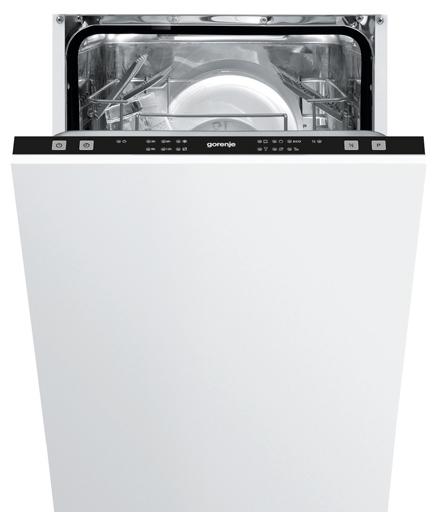 Посудомоечная машина Gorenje MGV5121 белая