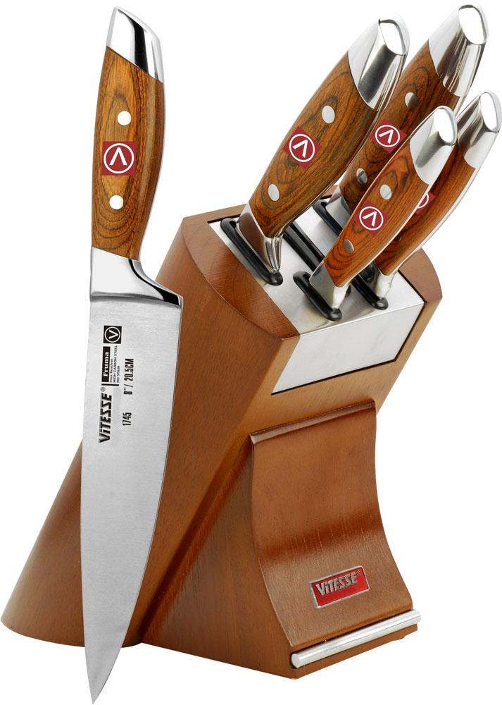 Ножи (набор) Vitesse VS-1745