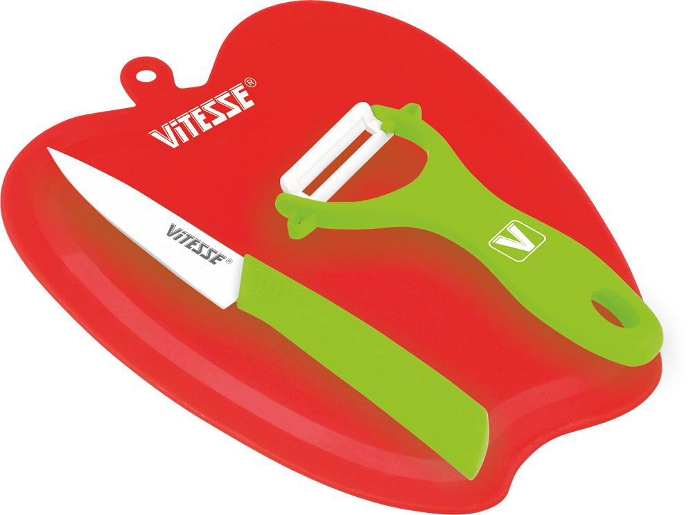 Нож Vipo Vitesse VS-2719 (набор кухонных принадлежностей)