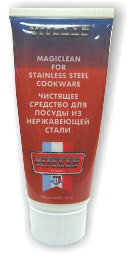 Чистящая принадлежность для ноутбука для посуды из нержавеющей стали VITESSE VS-0100