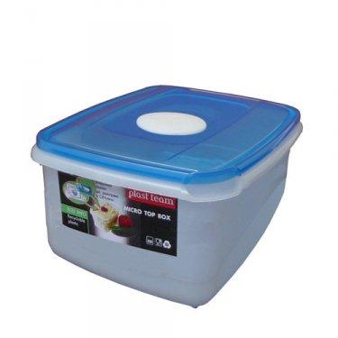 Контейнер для продуктов Plast-Team Plast Team 1541 (0.6 л)
