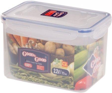 Контейнер для продуктов 3-3 (2,2 литра) Good&Good 3-3