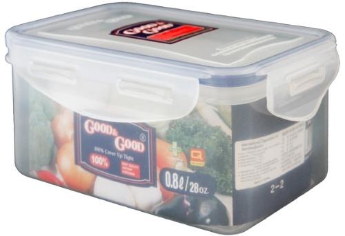 Контейнер для продуктов 2-2 (0,8 литра) Good&Good 2-2
