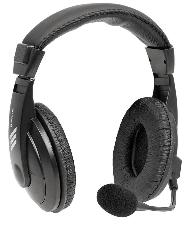 Defender Gryphon HN-750, чёрная
