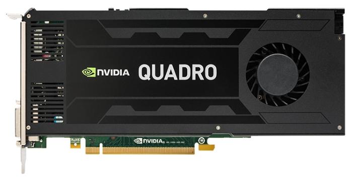���������� ���������������� PNY Quadro K4200 PCI-E 2.0, 4096Mb, 256 bit DVI-I, 2xDisplayPort VCQK4200BLK-1