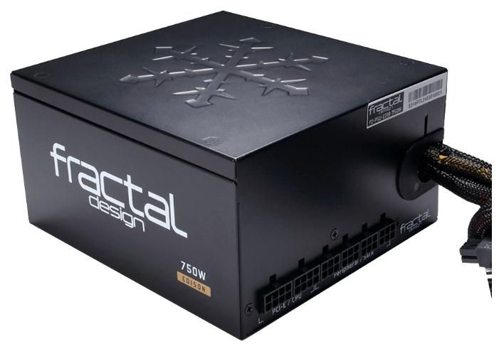 Блок питания Fractal-Design Fractal Design EDISON M 750W FD-PSU-ED1B-750W-E