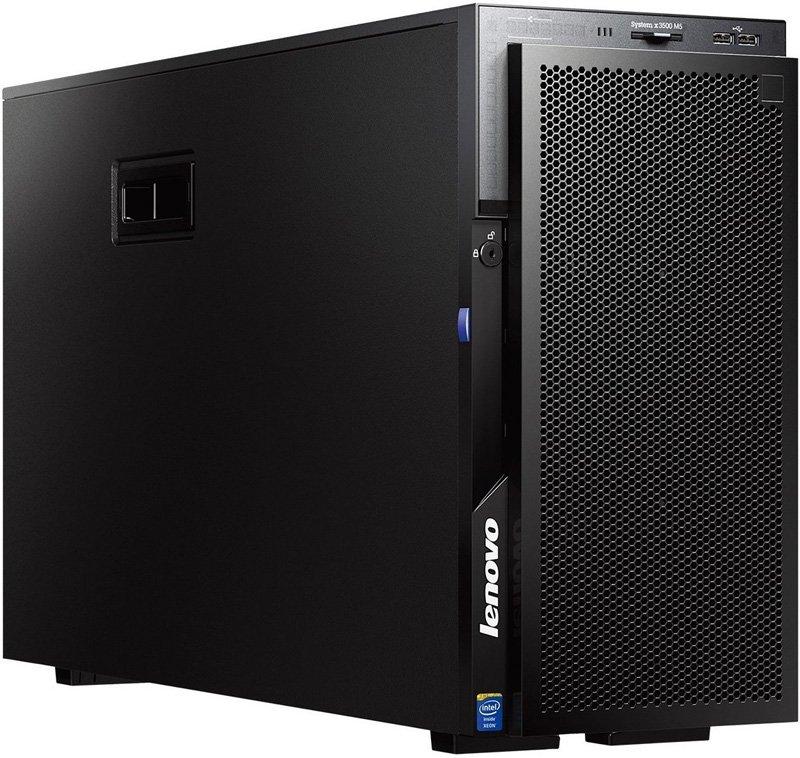 """Сервер Lenovo x3500 M5 1xE5-2650v3 1x16Gb 2.5"""" SAS/SATA M5210 1x750W 105W (2R x 4, 1.2V) LP RDIMM O/ 5464G2G"""
