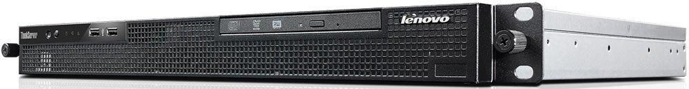 ������ Lenovo ThinkServer RS140E3-1226v3 SAS/SATA RW RAID 100300W 1x4Gb UDIMM1600 (70F30012EA)