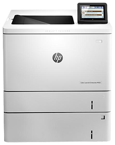 Лазерный цветной принтер HP Color LaserJet Enterprise M553x B5L26A