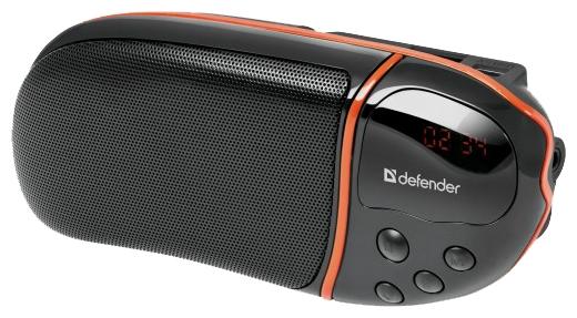 Портативная акустика Defender Spark M1 (моно, аккумулятор, USB) 65543