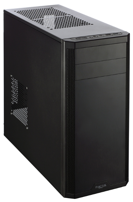 Корпус Fractal-Design Fractal Design Core 2300 Black FD-CA-CORE-2300-BL