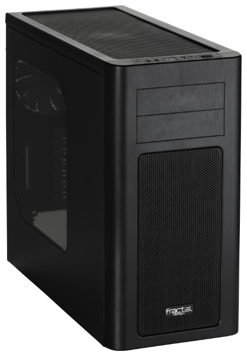 Корпус Fractal-Design Fractal Design Arc Midi R2 Window Black FD-CA-ARC-R2-BL-W