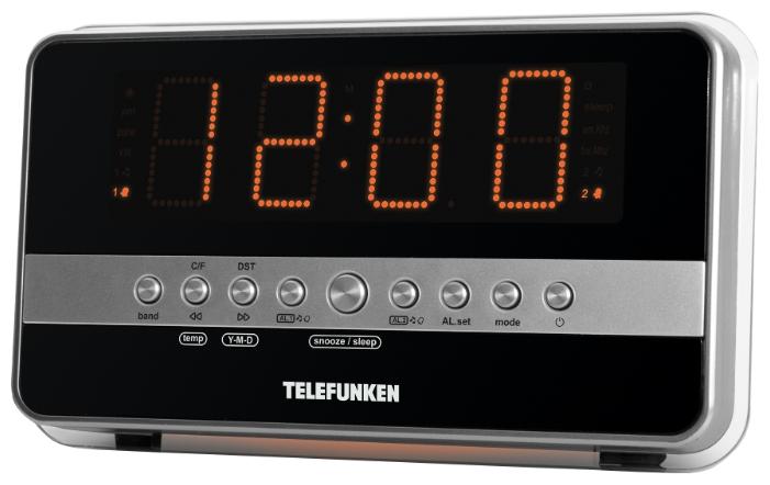 ������������� TELEFUNKEN TF-1549 Silver/Orange
