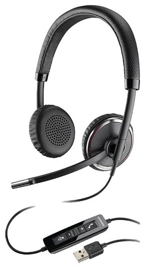 Plantronics Blackwire C520-М