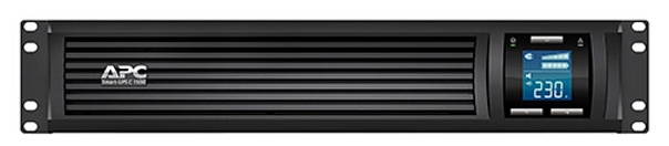 Источник бесперебойного питания APC SMC1500I-2U (линейно-интерактивный, 2U)