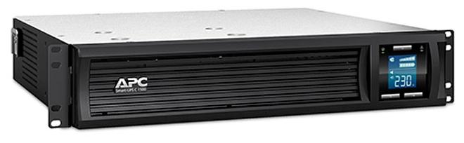 Источник бесперебойного питания APC-by-Schneider-Electric Smart-UPS C SMC1000I-2U-W5Y