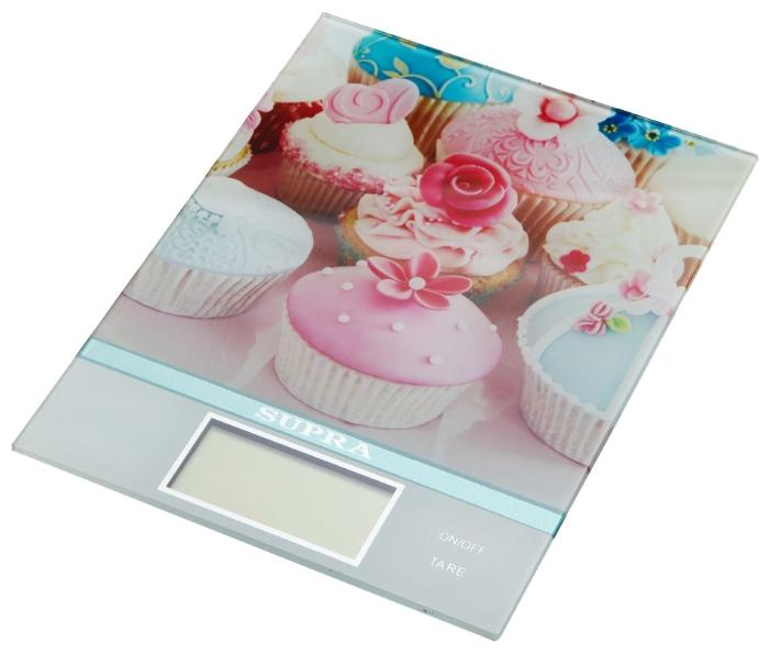 Кухонные весы SUPRA BSS-4097 Розовые BSS-4097 pink