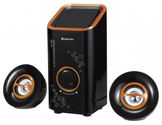 Компьютерная акустика Defender 2.1 ION S10 65315