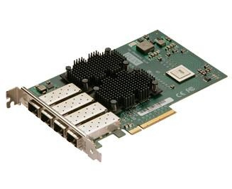 Контроллер IBM 1Gb iSCSI 4 Port Host Interface Card (00L4584)